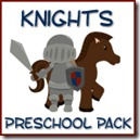 Knights Preschool Pack Button copy