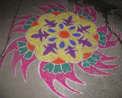 Pictures - new year rangoli - Search for pictures and images with