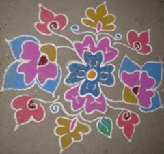 New-Year-Rangoli