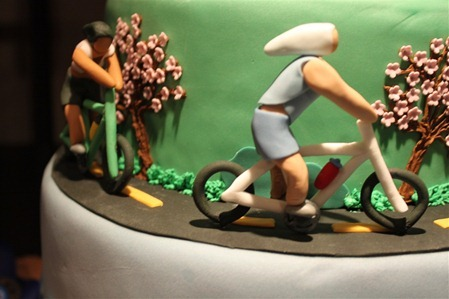 Triathlon Cake: Bike4