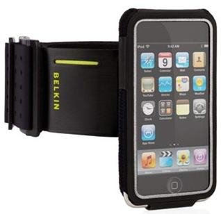 FastFit iPod Touch case from Belkin
