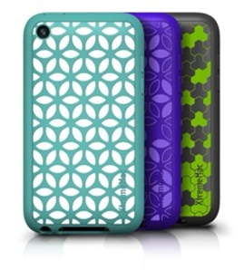 Xtrememac iPod Touch 4G cases