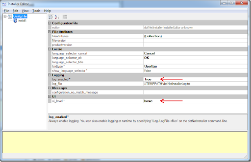 moving to dotnetinstaller the simplest case net, sitecore and