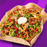 taco bell taco salad