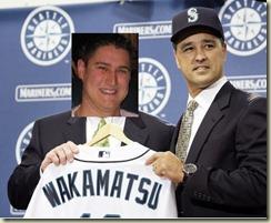 Mariners Wakamatsu Baseball