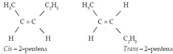 Contoh isomer geometris