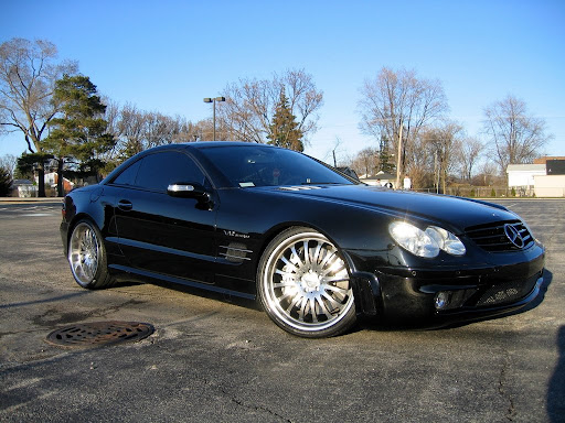 SL63 lip, and smoked 3rd