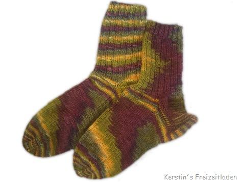 Socken Zauberglöckchen
