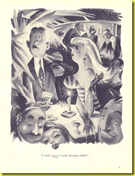 Playboy cartoon Jack Cole June 1954