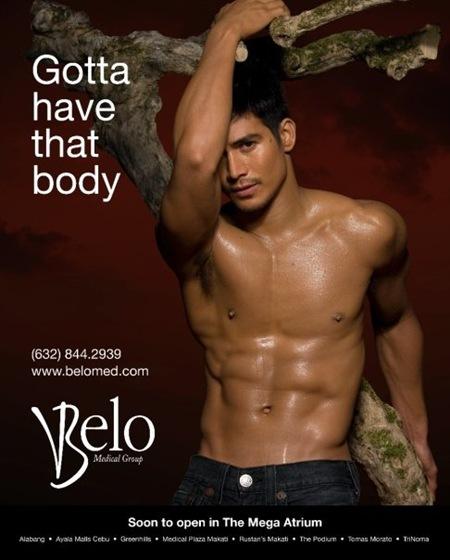 Piolo for Belo