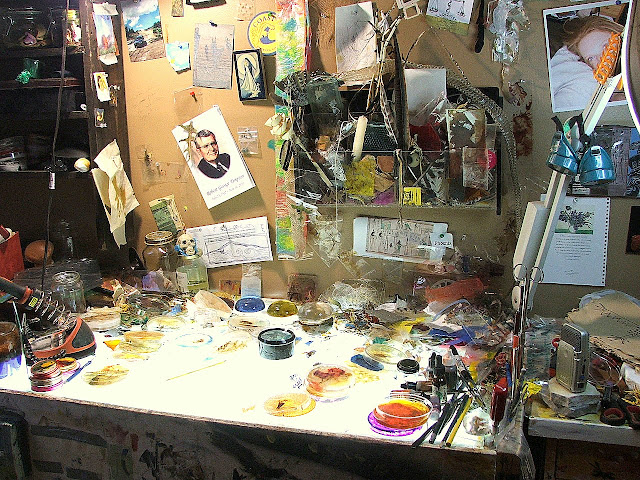 Timpson's Work Table