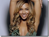 Beyonce 1024x768 desktop widescreen Wallpaper
