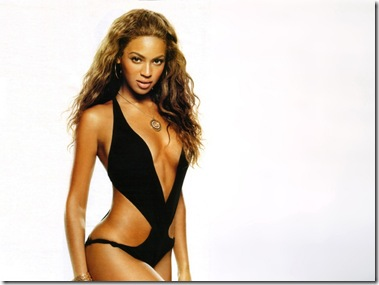 1280x768 Beyonce desktop widescreen Wallpaper