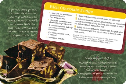 Recipe Cards Fudge - Page 007