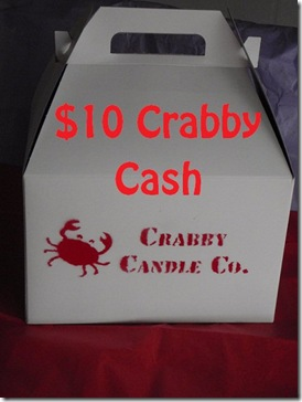 Crabby Cash - R. Saunders