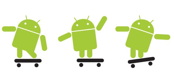 Android-Skateboarding
