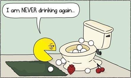 drunkpacman