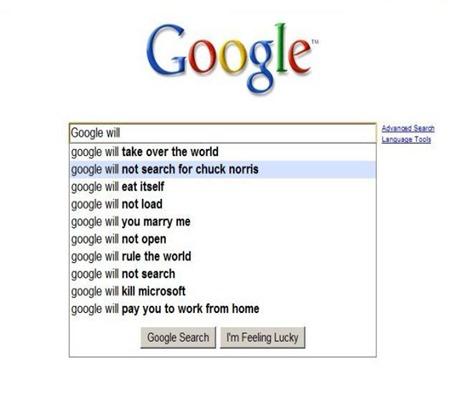 googlenolikechucknorrisanymore