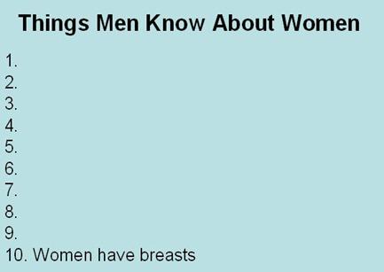 onethingmenknowaboutwomen