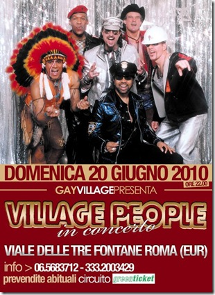 Village People-Gay Village