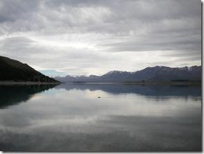 De Milford al lago Tekapo 025