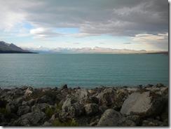 De Milford al lago Tekapo 011