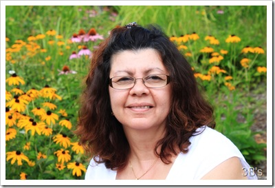 mom & daisies