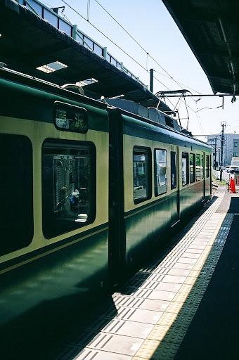 鎌倉。江之電