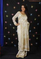 tollywood-actress-charmi-in-designer-white  saree_actressinsareephotos_blogspot_com_26