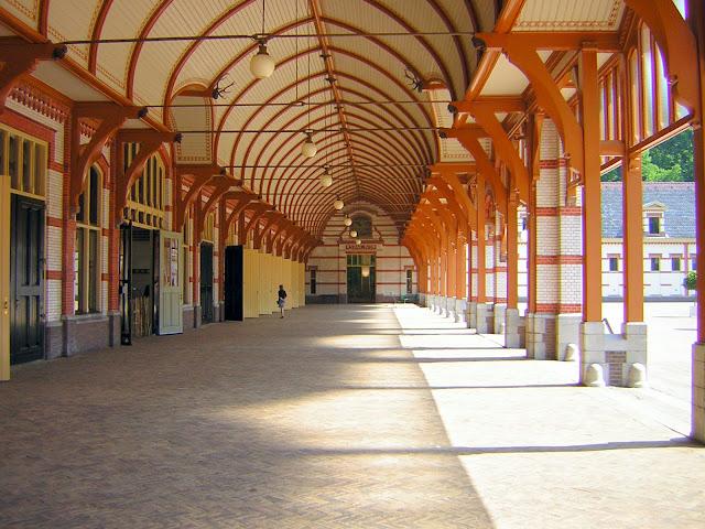 Paleis Het Loo, le arcate