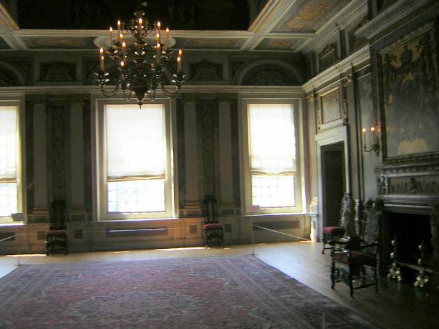 Paleis Het Loo, gli interni