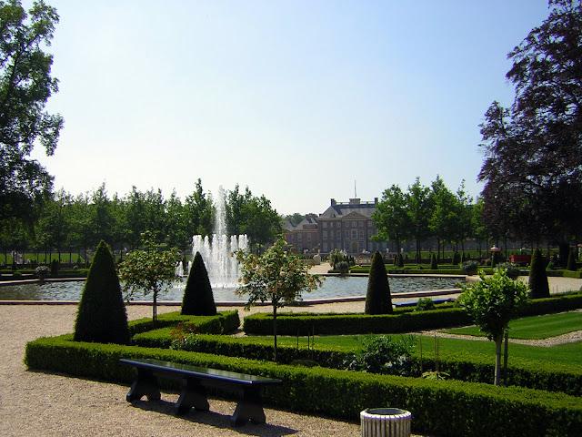 Paleis Het Loo, i giardini e le fontane