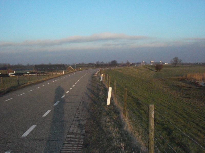 Langbroeker Wetering, percorso tappa di Utrecht nel Giro d'Italia in Olanda