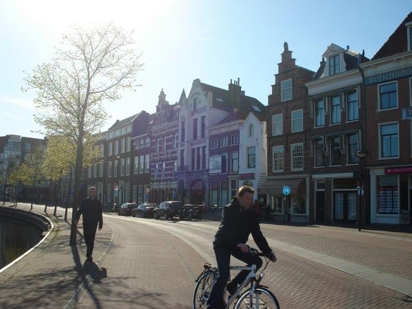 Haarlem, la cittadina