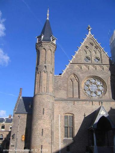 Den Haag (L'Aja), la Chiesa