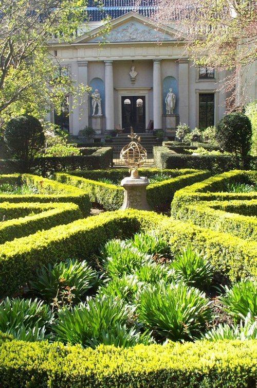Amsterdam, il Giardino del Museo Van Loon