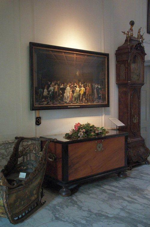 Amsterdam, il Dipinto del Museo Van Loon