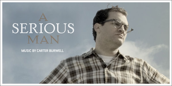 A Serious Man (Soundtrack) by Carter Burwell - Review