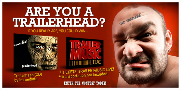 Are You a Trailerhead?  Enter to Win 2 Concert Tickets!