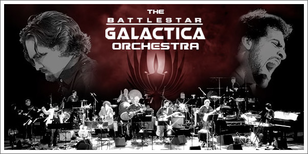 New Site for Bear McCreary's Battlestar Galactica Orchestra Unveiled!