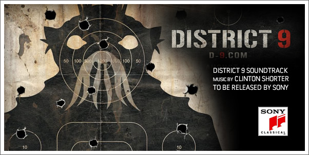 District 9 Soundtrack to be released at AmazonMP3 and iTunes!