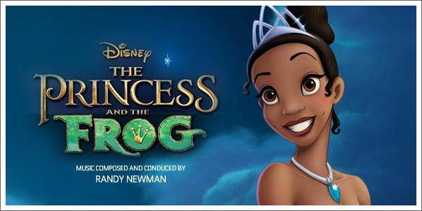 The Princess and the Frog (Soundtrack) by Randy Newman - Review