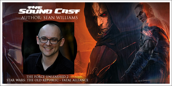 SoundCast Interview with Author Sean Williams