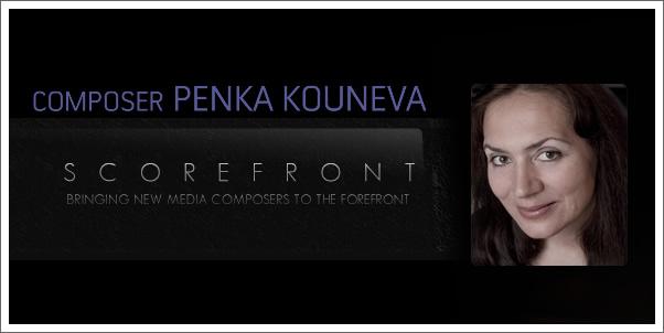 Scorefront Profile: Penka Kouneva