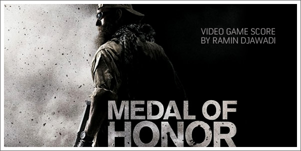 Ramin Djawadi Composes Original Music for Next Medal of Honor (Video Game)
