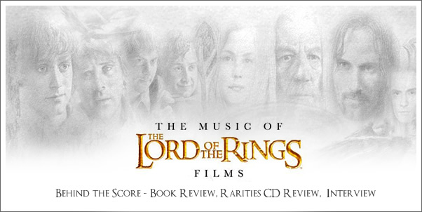 Behind the Score:  The Music of the Lord of the Rings Films