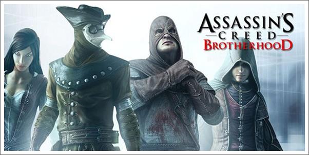 Assassins Creed: Brotherhood feat. Score by Jesper Kyd