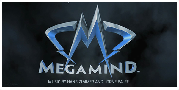 Megamind (Soundtrack) by Hans Zimmer and Lorne Balfe - Review