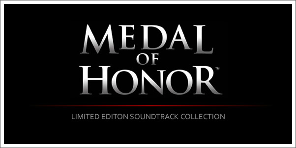 Medal of Honor - 8 Disc Limited Edition Soundtrack Collection Coming