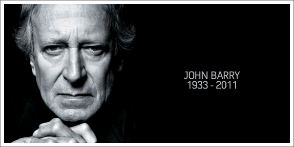 A Music Tribute to Composer <b>John Barry</b> - johnbarry